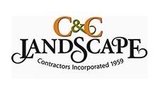 C and C Landscape Logo