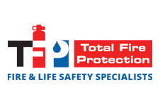 TFP Fire and Life Logo