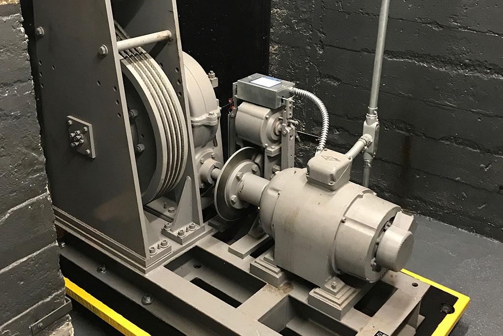 Elevator Modernization Equipment